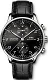IWC IW371447 Portugieser Chronograph mens Swiss watch