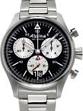 Alpina Geneve AL-372BS4S6B