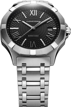 320155 concord 320155 saratoga mens swiss watch ›