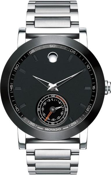 Movado 660001 Museum Sport Motion Mens Swiss Smart Watch