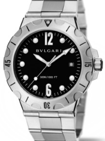 Bvlgari DP41BSSSD