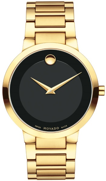0fed0d27f69 Find mens movado classic museum wriswatch w box papers watch 84.g1 ...