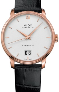Mido M027.426.36.018.00 Baroncelli Big Date
