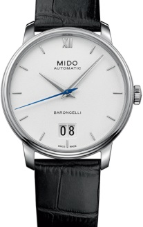 Mido M027.426.16.018.00 Baroncelli Big Date