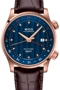 Mido M005.929.36.041.00 Multifort GMT