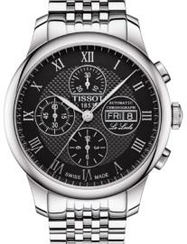 Tissot T0064141105300 Le Locle Valjoux Chronograph