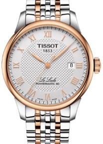 Tissot T0064072203300 Le Locle Powermatic 80